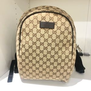 Gucci Backpack 100% authentic NWT
